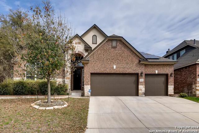 12411 Lexi Petal, San Antonio, TX 78253 (MLS #1298826) :: Exquisite Properties, LLC