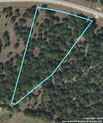 LOT 10 G Rio Azule, Pipe Creek, TX 78063 (MLS #1298934) :: NewHomePrograms.com LLC