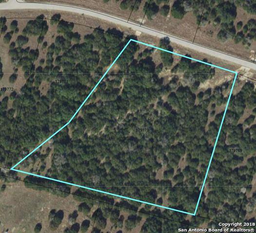 LOT 9 G Rio Azule, Pipe Creek, TX 78063 (MLS #1298943) :: NewHomePrograms.com LLC