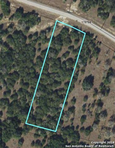 LOT 8 G Rio Azule, Pipe Creek, TX 78063 (MLS #1298946) :: NewHomePrograms.com LLC