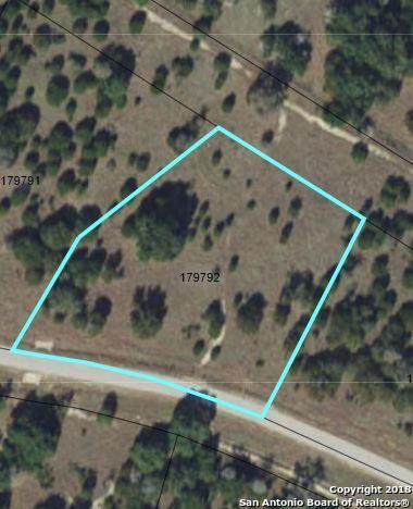 LOT 16 X Rio Azule, Pipe Creek, TX 78063 (MLS #1298958) :: NewHomePrograms.com LLC