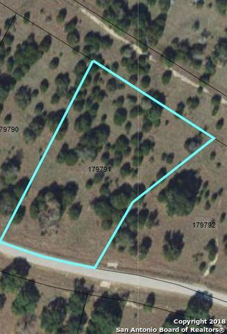 LOT 15 X Rio Azule, Pipe Creek, TX 78063 (MLS #1298969) :: NewHomePrograms.com LLC