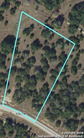 LOT 11 X Rio Azule, Pipe Creek, TX 78063 (MLS #1298983) :: NewHomePrograms.com LLC