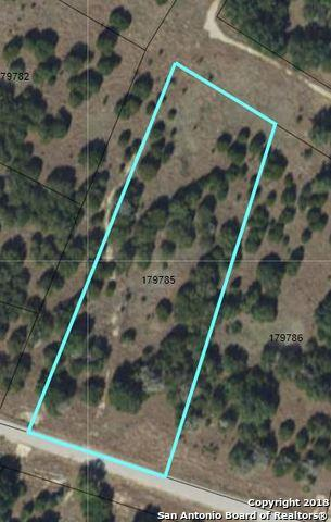 LOT 9 X Rio Azule, Pipe Creek, TX 78063 (MLS #1298996) :: Neal & Neal Team