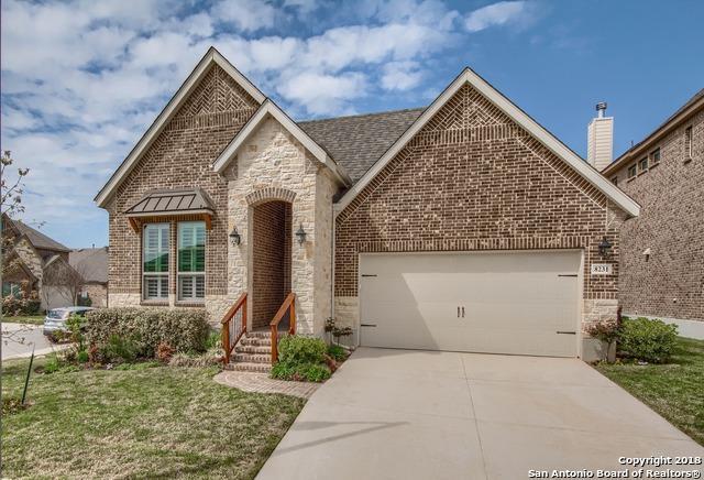 8231 Marigold Falls, Boerne, TX 78015 (MLS #1299003) :: Ultimate Real Estate Services