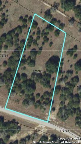 LOT 10 X Rio Azule, Pipe Creek, TX 78063 (MLS #1299005) :: NewHomePrograms.com LLC