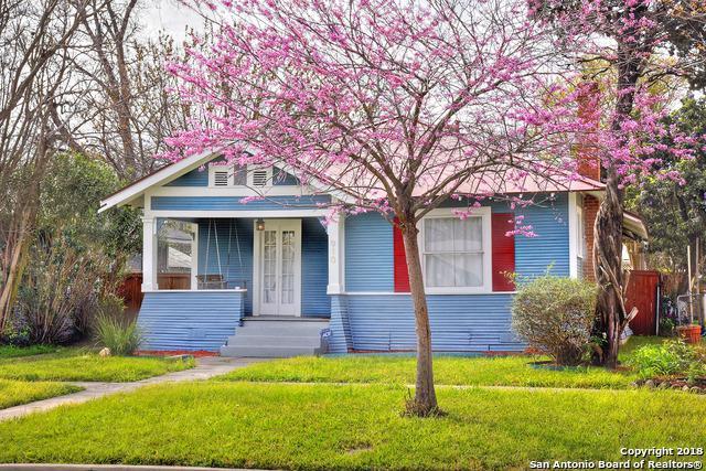 910 W Kings Hwy, San Antonio, TX 78201 (MLS #1299069) :: NewHomePrograms.com LLC