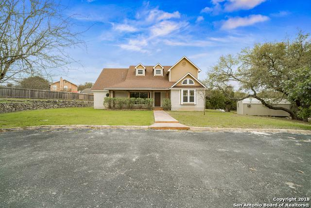 31347 High Ridge Dr, Bulverde, TX 78163 (MLS #1299134) :: Keller Williams City View