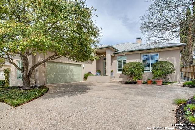 101 Bristol Green, San Antonio, TX 78209 (MLS #1299273) :: Ultimate Real Estate Services