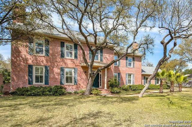 8103 Princess Ct, San Antonio, TX 78209 (MLS #1299274) :: Exquisite Properties, LLC