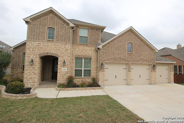 3402 Coryell Cove, San Antonio, TX 78253 (MLS #1299276) :: Tami Price Properties Group
