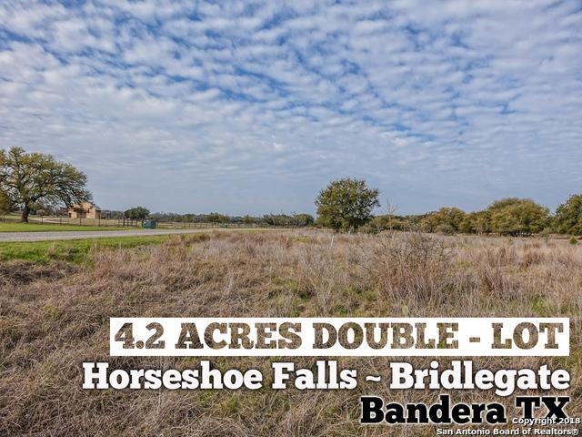 4.2-AC Horseshoe Fls, Bandera, TX 78003 (MLS #1299294) :: Neal & Neal Team