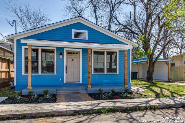 228 Sherman, San Antonio, TX 78202 (MLS #1299316) :: Exquisite Properties, LLC