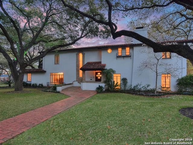320 E Mandalay Dr, San Antonio, TX 78212 (MLS #1299338) :: Magnolia Realty