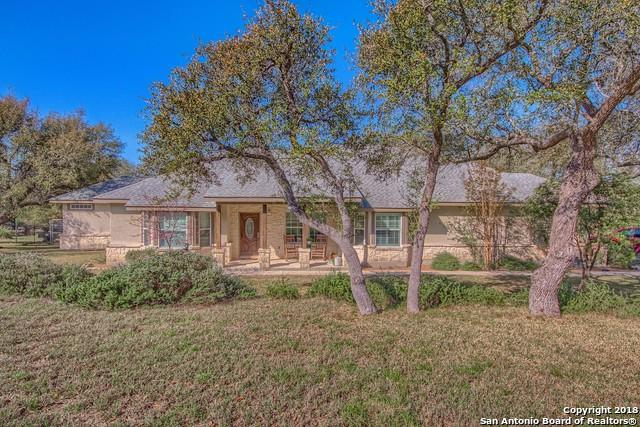 596 Indigo Run Dr, Bulverde, TX 78163 (MLS #1299485) :: Keller Williams City View