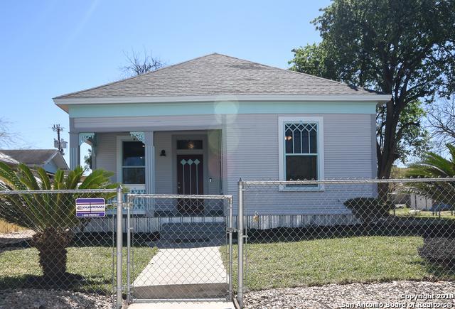 1324 Dawson St, San Antonio, TX 78202 (MLS #1299664) :: Exquisite Properties, LLC