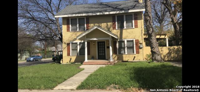535 W Kings Hwy, San Antonio, TX 78212 (MLS #1299812) :: Exquisite Properties, LLC
