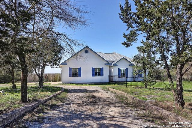 345 County Road 267, Mico, TX 78056 (MLS #1299843) :: NewHomePrograms.com LLC