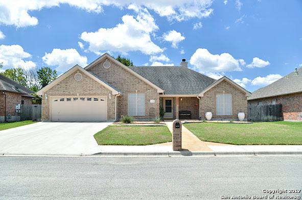 1174 Vista Bonita, New Braunfels, TX 78130 (MLS #1300131) :: NewHomePrograms.com LLC