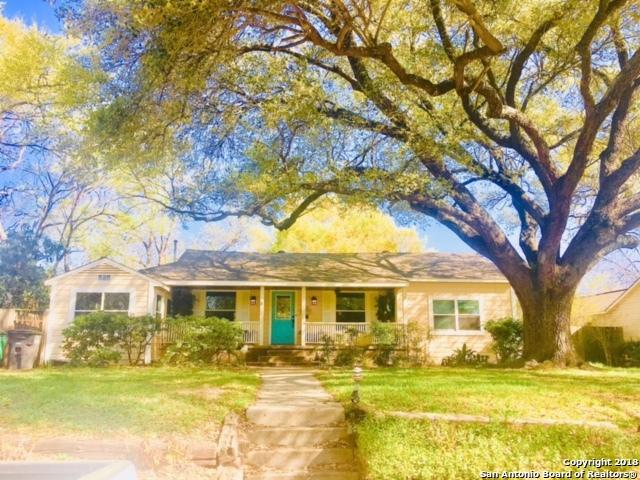 209 Larchmont Dr, San Antonio, TX 78209 (MLS #1300315) :: Erin Caraway Group