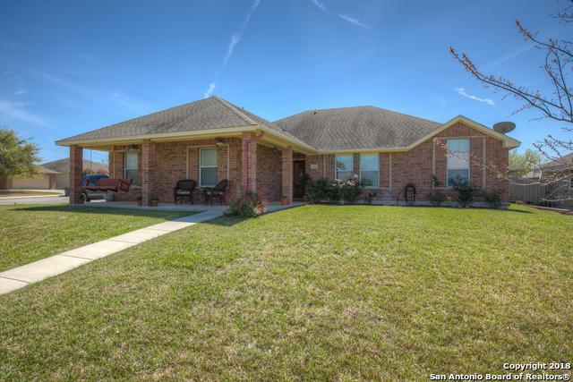 1607 Sunspur Dr, New Braunfels, TX 78130 (MLS #1300382) :: NewHomePrograms.com LLC