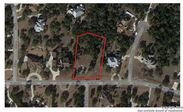 124 Creek Springs, Boerne, TX 78006 (MLS #1300945) :: Exquisite Properties, LLC