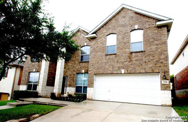 514 Hillside Ct, San Antonio, TX 78258 (MLS #1301016) :: Exquisite Properties, LLC