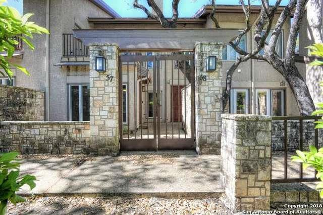 8000 Donore Pl #57, San Antonio, TX 78229 (MLS #1301076) :: Ultimate Real Estate Services