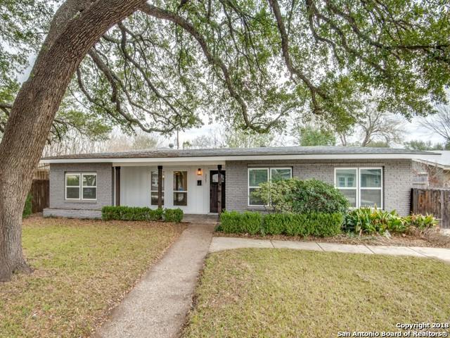 327 Ridgehaven Pl, San Antonio, TX 78209 (MLS #1301370) :: The Suzanne Kuntz Real Estate Team