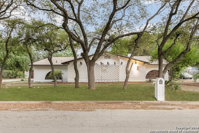 206 Shalimar Dr, Castle Hills, TX 78213 (MLS #1301506) :: The Castillo Group
