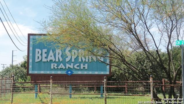 LOT 406 County Road 2744, Mico, TX 78056 (MLS #1302640) :: Magnolia Realty