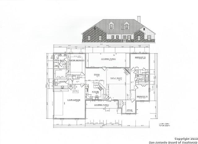 156 Great Oaks Blvd, La Vernia, TX 78121 (MLS #1302901) :: Ultimate Real Estate Services