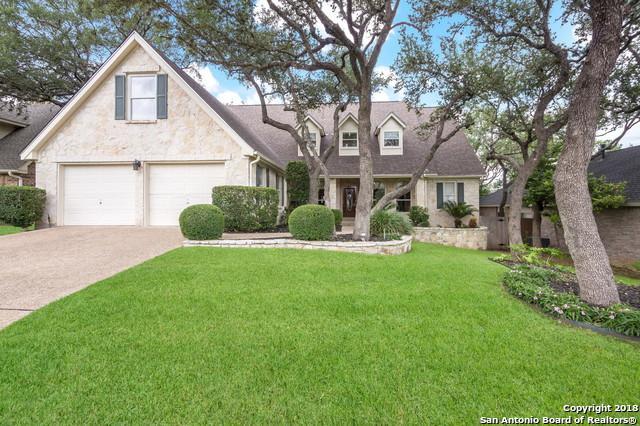 2231 Deerfield Wood, San Antonio, TX 78248 (MLS #1302909) :: The Castillo Group