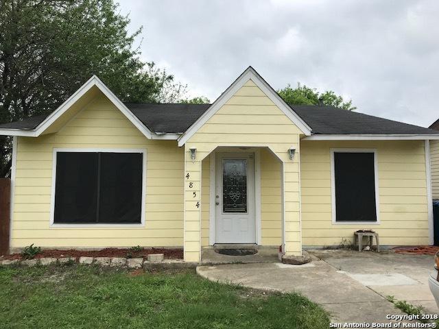 4854 Featherrock, San Antonio, TX 78219 (MLS #1302944) :: Magnolia Realty