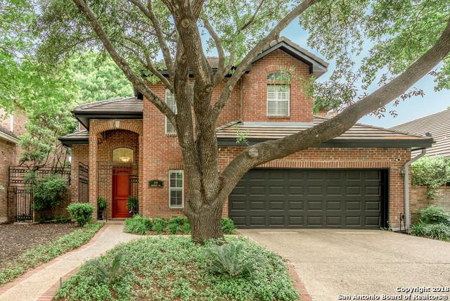 119 Paddington Way, San Antonio, TX 78209 (MLS #1303639) :: Alexis Weigand Real Estate Group