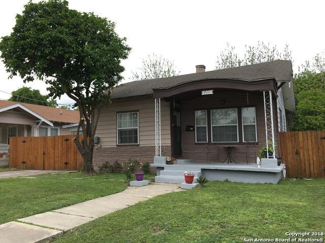 709 Waverly Ave, San Antonio, TX 78201 (MLS #1303814) :: Magnolia Realty
