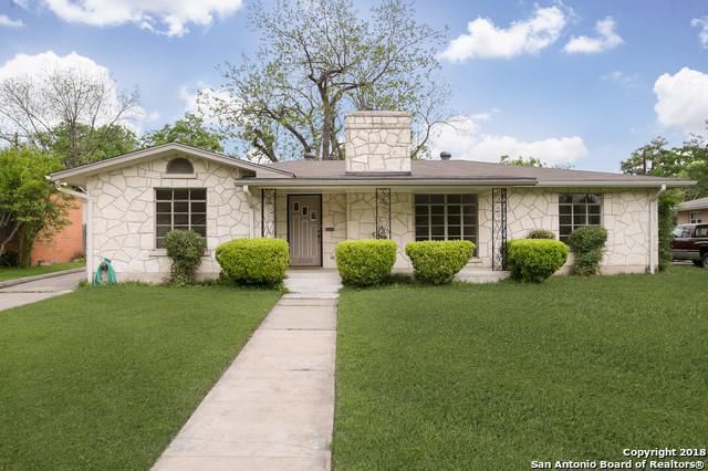 2323 W Gramercy Pl, San Antonio, TX 78201 (MLS #1303827) :: Exquisite Properties, LLC