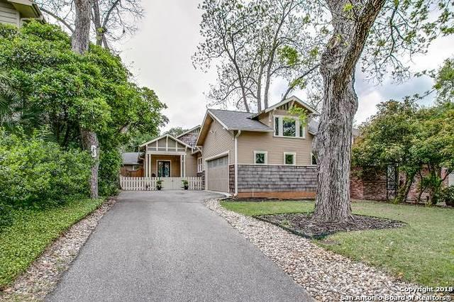 216 Alta Ave, San Antonio, TX 78209 (MLS #1303991) :: Ultimate Real Estate Services