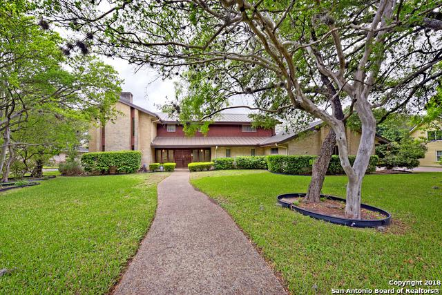 205 Squires Row, Castle Hills, TX 78213 (MLS #1304292) :: The Castillo Group