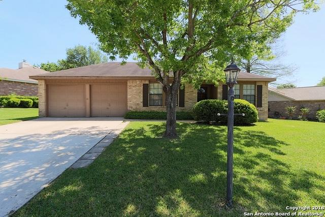 3744 Hunters Glen, Schertz, TX 78108 (MLS #1304493) :: Exquisite Properties, LLC