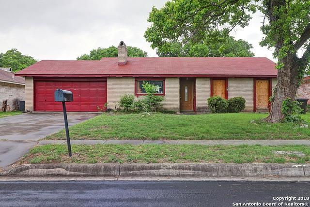 5507 Eaglewood St, San Antonio, TX 78233 (MLS #1304808) :: Magnolia Realty