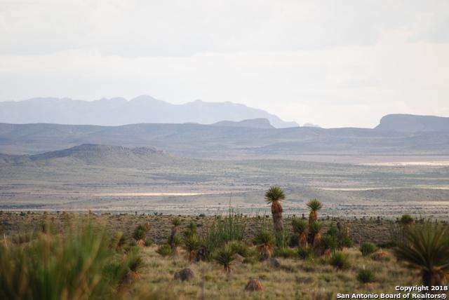 0 Big Tank Road & Mcadoo, Sierra Blanca, TX 79851 (MLS #1305134) :: Exquisite Properties, LLC