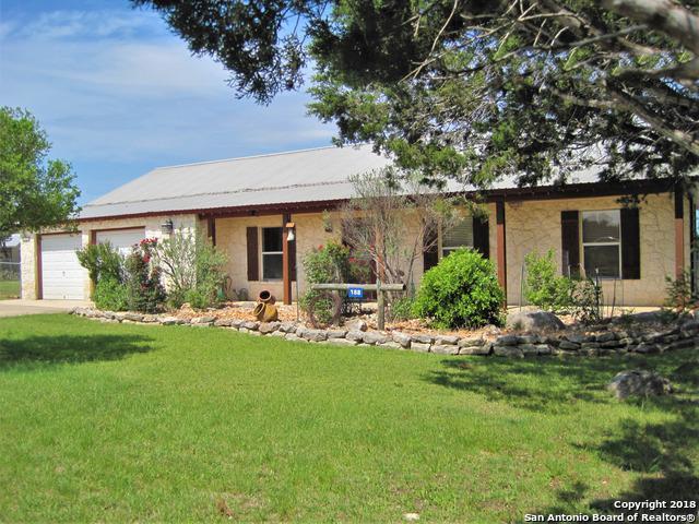 188 Wagon Trail, Bandera, TX 78003 (MLS #1305304) :: Magnolia Realty