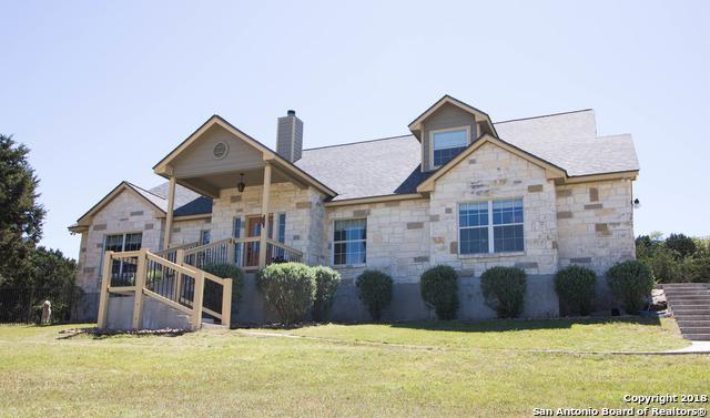 6480 Cheyenne Pass, Bulverde, TX 78163 (MLS #1305354) :: Alexis Weigand Real Estate Group