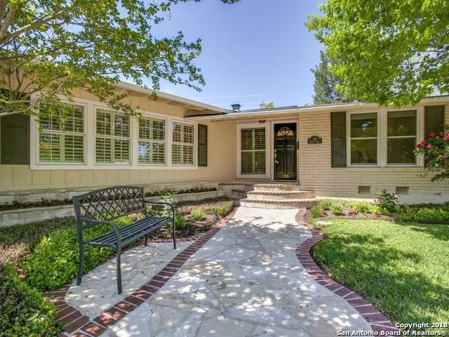 135 Oakleaf Dr, San Antonio, TX 78209 (MLS #1305405) :: Exquisite Properties, LLC