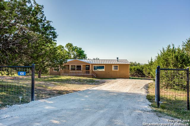 105 Terrace Trail, Boerne, TX 78006 (MLS #1305462) :: Ultimate Real Estate Services