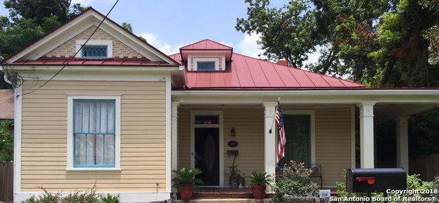 233 Claudia St, San Antonio, TX 78210 (MLS #1305476) :: Magnolia Realty
