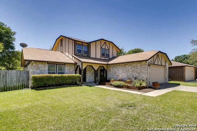 6802 Ludgate, San Antonio, TX 78239 (MLS #1305481) :: Erin Caraway Group