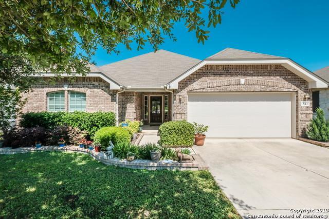 543 Redbird Song, San Antonio, TX 78253 (MLS #1305651) :: ForSaleSanAntonioHomes.com