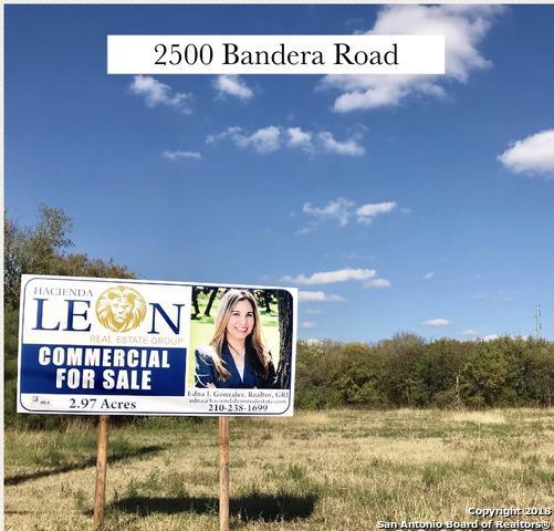 2500 Bandera Rd, San Antonio, TX 78238 (MLS #1305712) :: Ultimate Real Estate Services